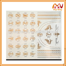 Indian customs tattoo stickers, body tattoo sticker