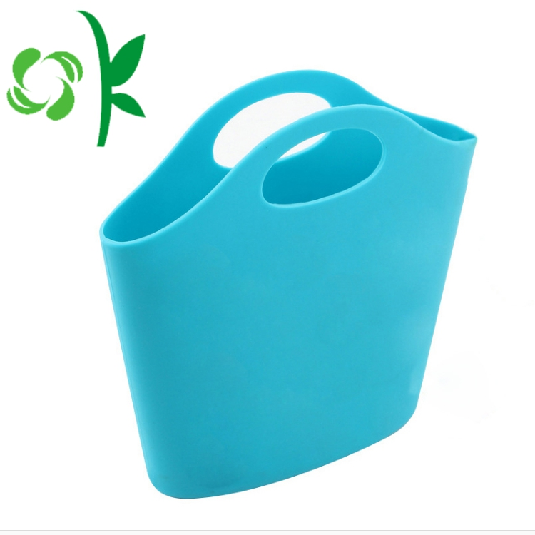 Silicone Lady Bag For Shopping