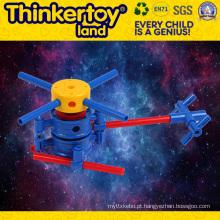 2015 Brinquedos novos da instrução do plástico para crianças
