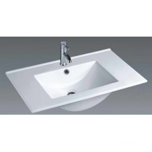 Top Mounted Bathroom Basin (80E)