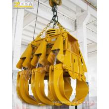 Rectangle hydraulique électrique Grab Chine