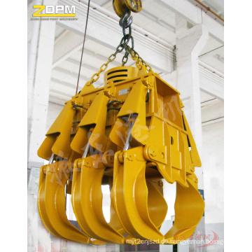 Elektrischen hydraulischen Rechteck Grab China