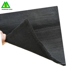 professional Customized heat insulation activated carbon fiber felt in roll