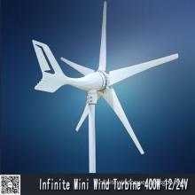 400W 12V/24V Wind Turbine