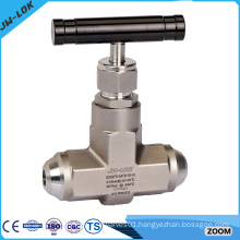316 Stainless steel forged gas needle valve