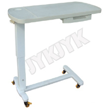 Deluxe Medical Over-Bed Table with One Drawer