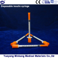 Disposable Insulin Syringe 1cc (ENK-YDS-029)