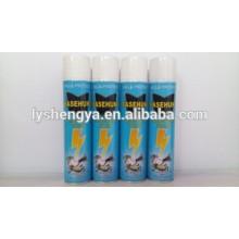 insecticida en aerosol del asesino de la mosca de la cucaracha del mosquito, insecticida de la cipermetrina