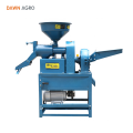 DAWN AGRO Combined Paddy Rice Huller Separator Flour Mill Machine for Sale
