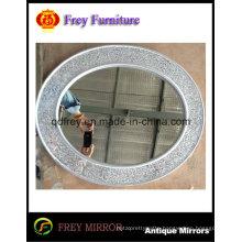 New Design Wooden Mosaic Mirror Frame