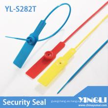 Sellos de seguridad de plástico ajustables con número (YL-S282T)