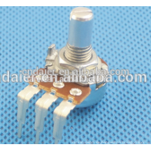 16K6-RE Einstellung Single b50k Gitarrenpotentiometer