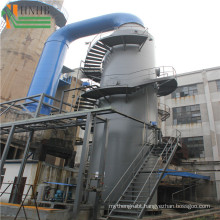 Chemical Gas Spray Tower Scrubber for Cleaning Boiler Gas