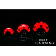 Lámpara de simulación de mariquita de insectos