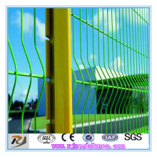 2014 Wire Fence, PVC Coated Welded Wire Mesh Fence with Professional Manufacturer