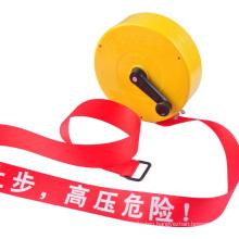 Best High Voltage Danger Warning Tape Belt for Construction Work