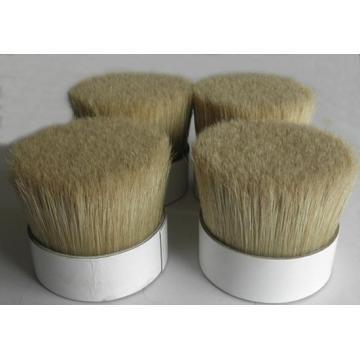60% Topes 44mm natural boiled bristle hair brush material