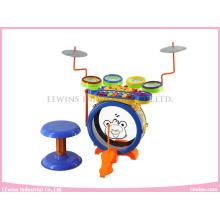 Clavier musical électronique multifonctionnel de jouets avec le tambour