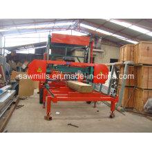 Machines à bois scie à ruban horizontale scierie portative