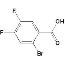 2-Bromo-4, 5-Difluorobenzoic Acidcas No. 64695-84-7