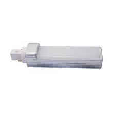 Aluminum 10w g24 gx24 led pl lamp