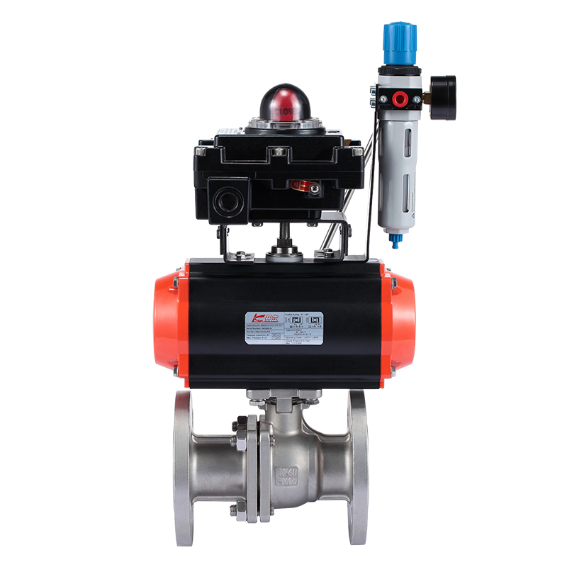 Stainless steel natural gas ball valve