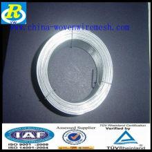 Alambre galvanizado / alambre de hierro galvanizado / alambre de acero galvanizado