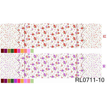 100% Polyester Microfiber Print Fabric Home Textile