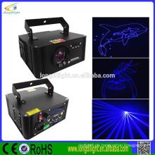 SD-Karte einzelnes blaues Laserlicht / Laserweihnachtslichter