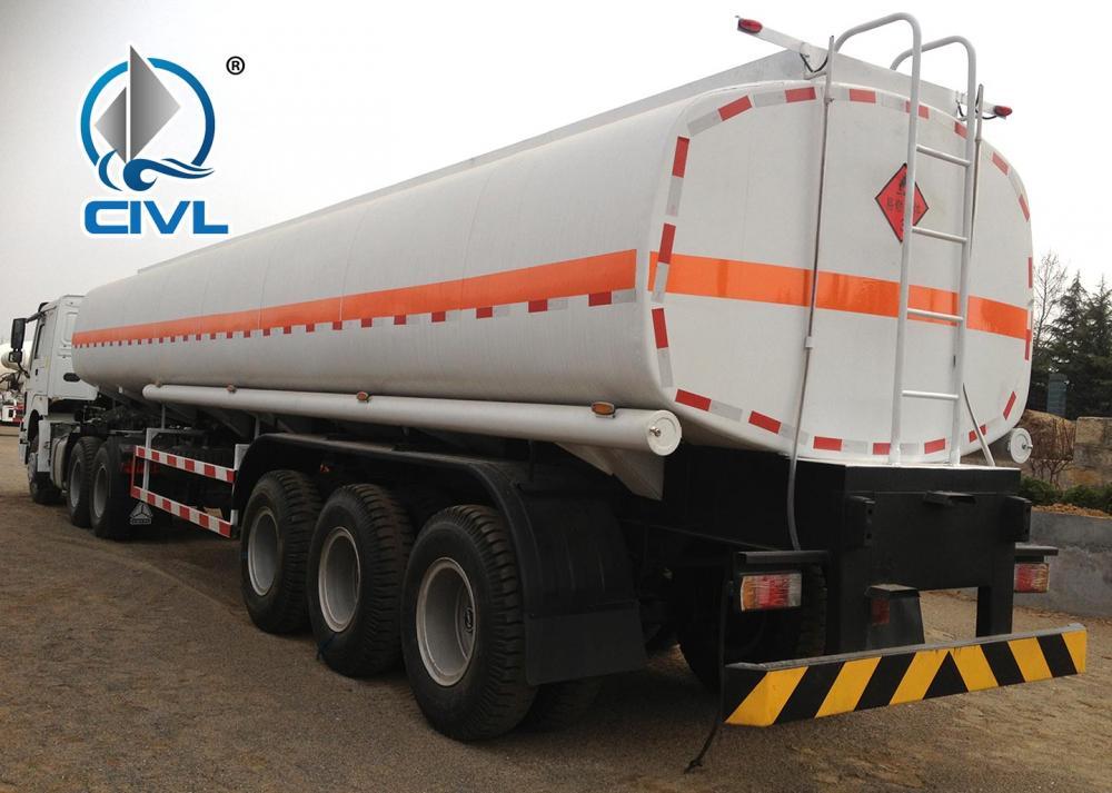 Oil Tanker Semitrailer 2