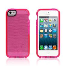 Cas de téléphone portable de cas de peau de cas de ligne de TPU de basket-ball pour l'iPhone 6s