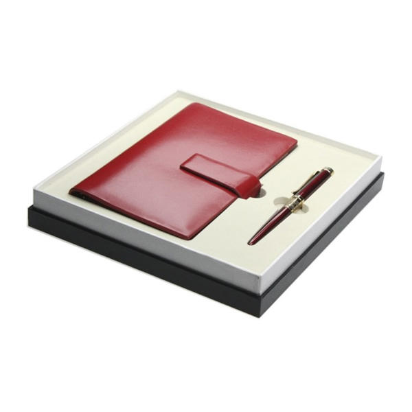 Stone Paper Small Notepads with Signed Pen Set