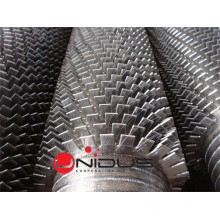 HIGH FREQUENCY HELICAL SERRATED FINNED TUBES