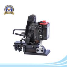 Machine de découpage automatique de coupe de fil, machine de sertissage et de pressage de terminal
