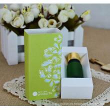 El cosmético compone cajas de empaquetado baratas con precio competitivo