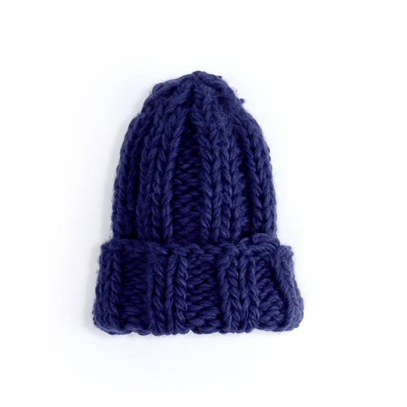 Winter warm shag hat knit hat ear cap (4)