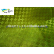 Polyester jacquard Satin Fabric for fashion apparel