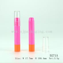 3.5g cosméticos lápiz labial hacer su propio lápiz labial