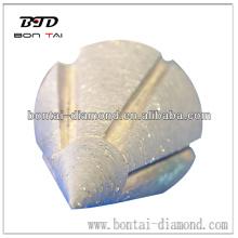Rectificadora de esquina de rueda de cono de diamante