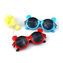 New children's sunglasses 2020 Cartoon Fairchild  sunglasses soft silicone children's sunglasses outdoor