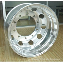 Durable Aluminum truck wheel rim 22.5X9.00(truck parts)