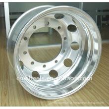 Roda de caminhão de alumínio 22.5X9.00,11.75X22.5
