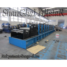 Sigma post roll forming machine|used guard rail