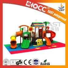 CE certificated kids playground equipment