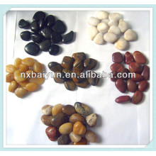 natural pebble stone for landscaping