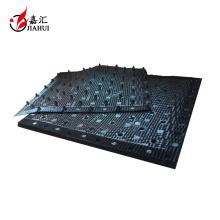 Matériaux de tour de refroidissement de 750mm frp