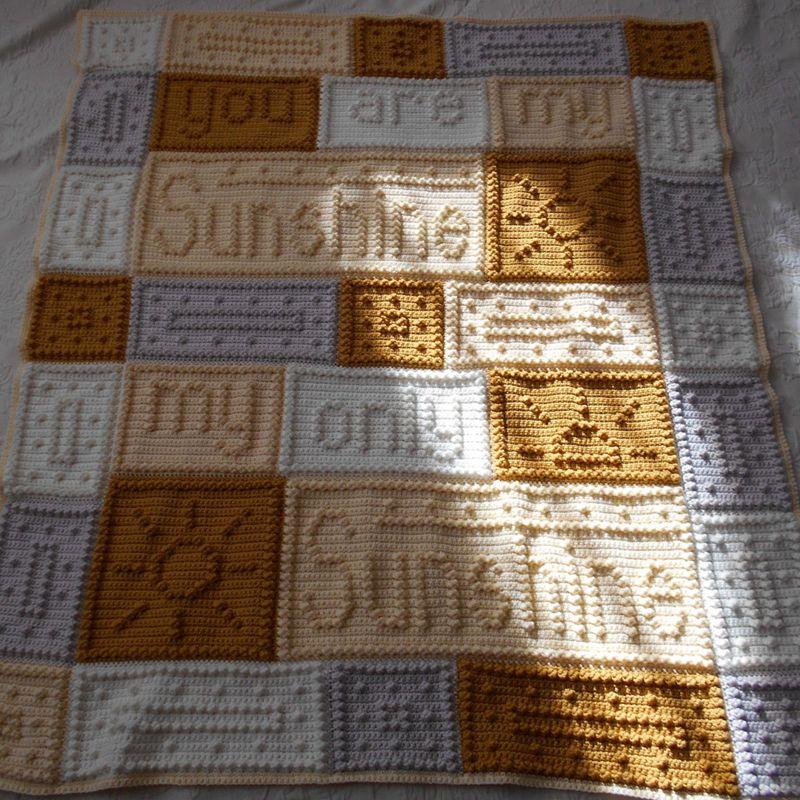 10 1crochet Blanket