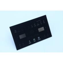 Vidro temperado de aquecimento elétrico para uso doméstico
