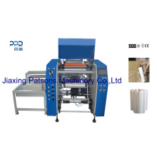 High Quality 3 Turret Stretch Film Rewinder Machinery
