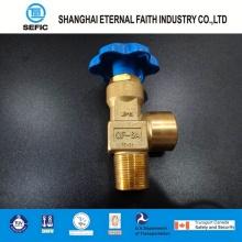 Valve de cylindre de gaz à haute pression 2014 (QF-6A)